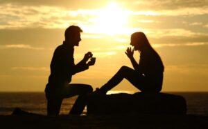 SKYFLY huwelijksaanzoek zomer