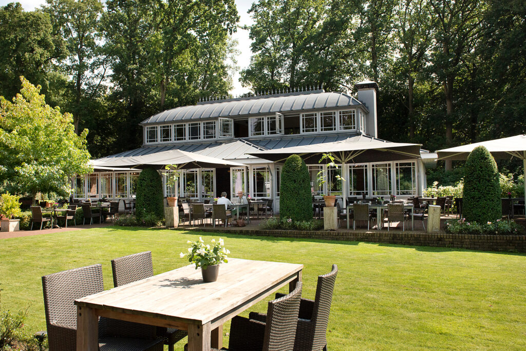 Mooie trouwlocatie The Hunting Lodge