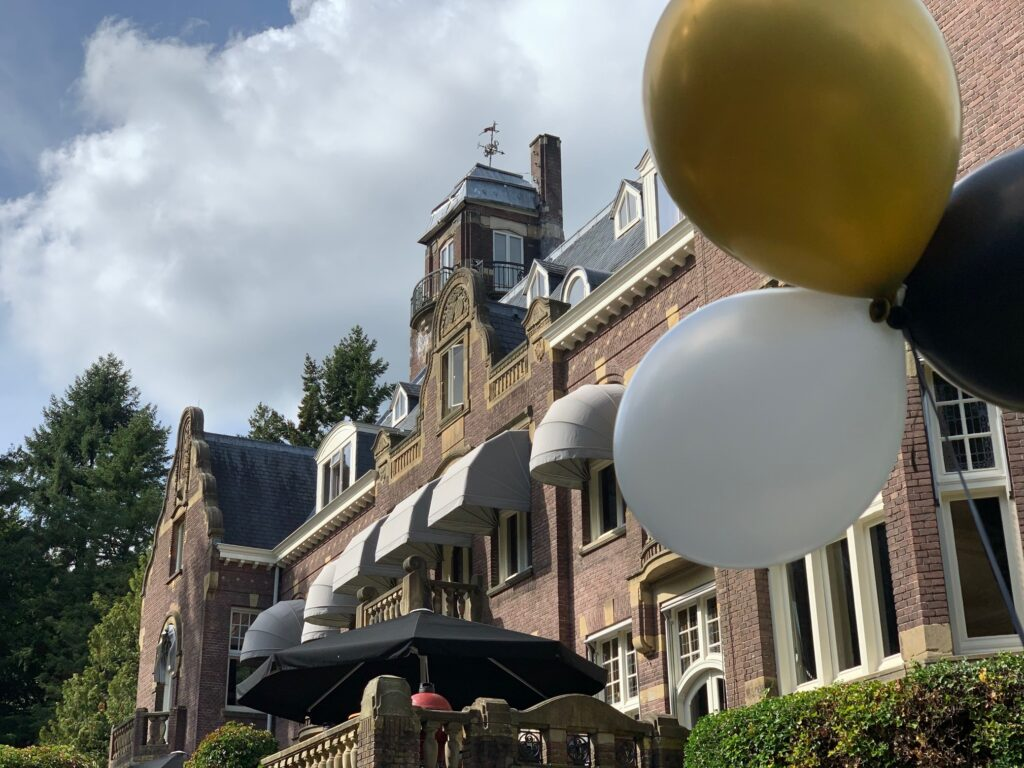 mooiste trouwlocatie: kasteel de Hooge Vuursche